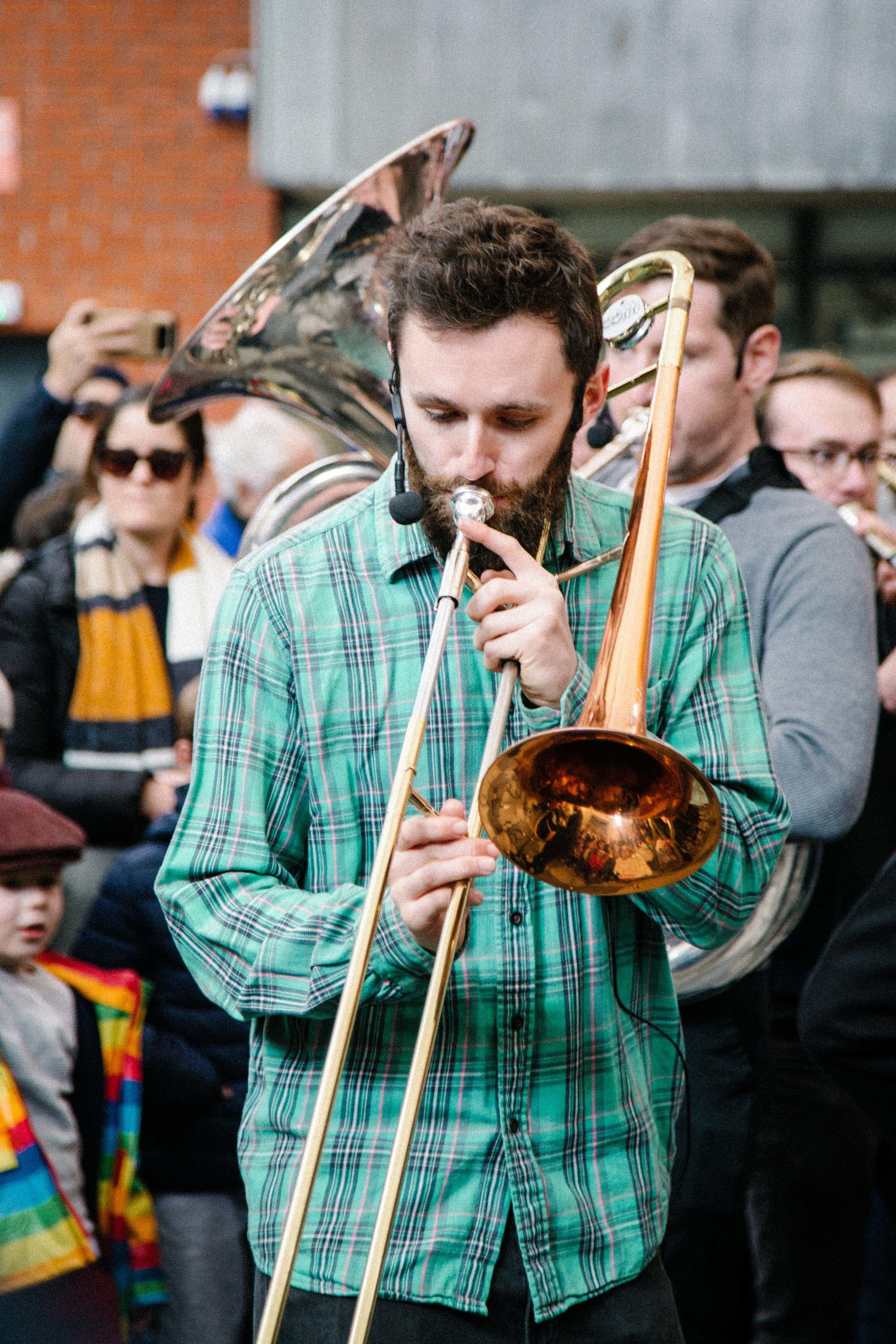 Stomptown Brass Trombone