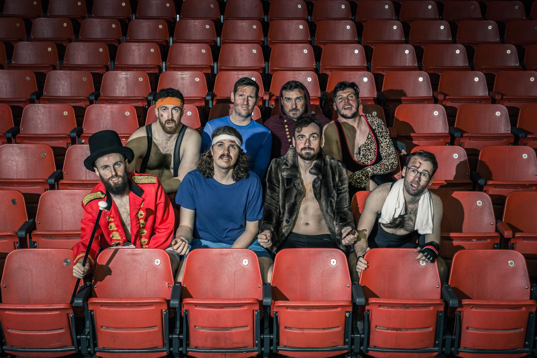 Stomptown Brass Fight Tour 2019