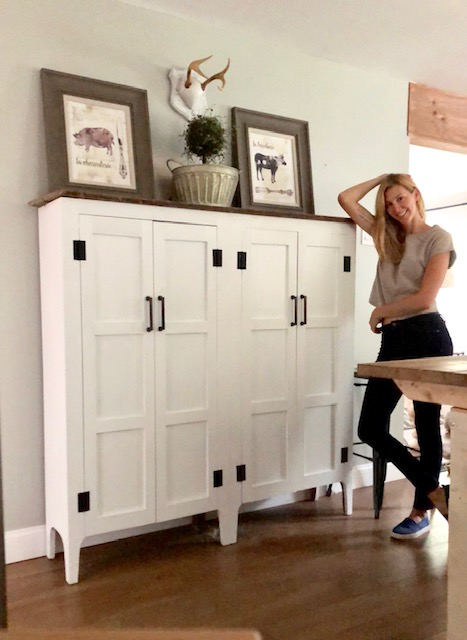 Diy Kitchen Pantry Always Never Done