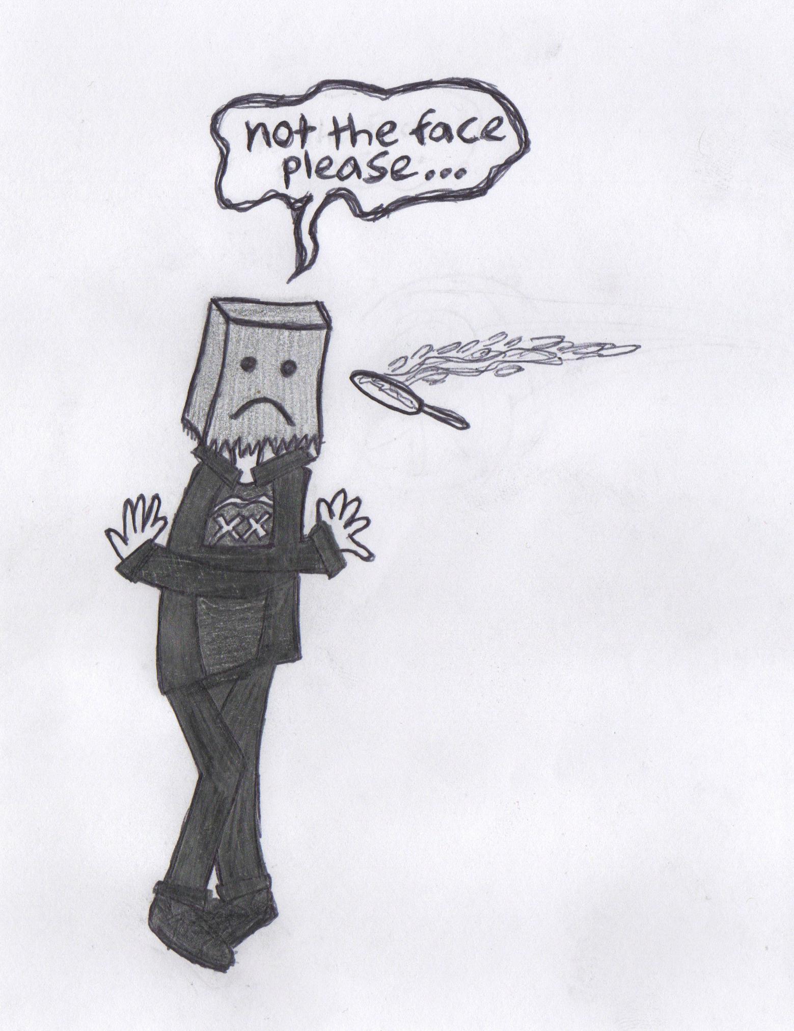 Sad Sack - by Sean