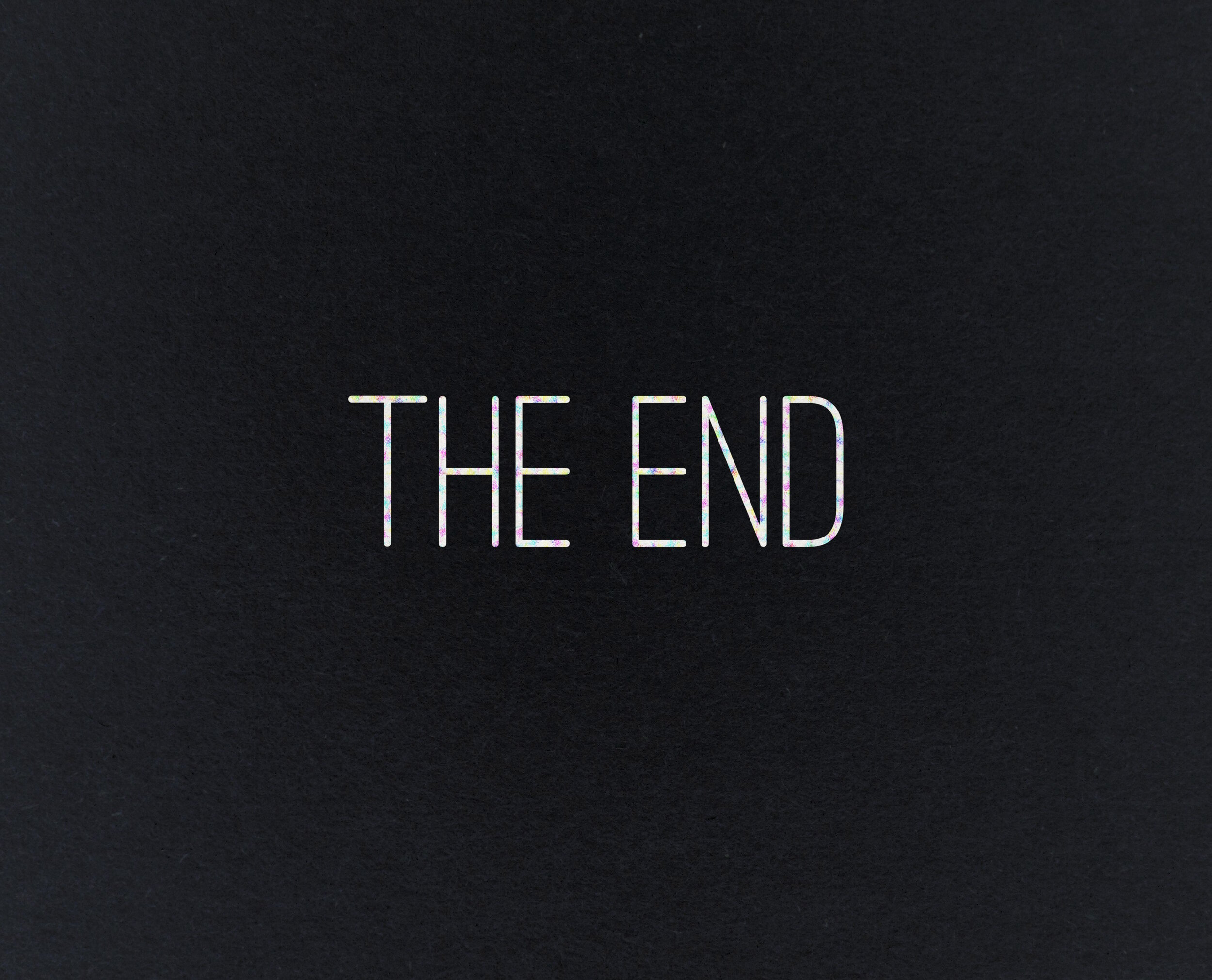 Episode 6: the End