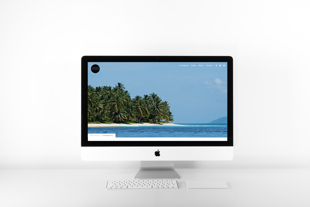 DZP | SQUARESPACE WEB DESIGN