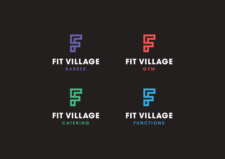 Fit Village Branding