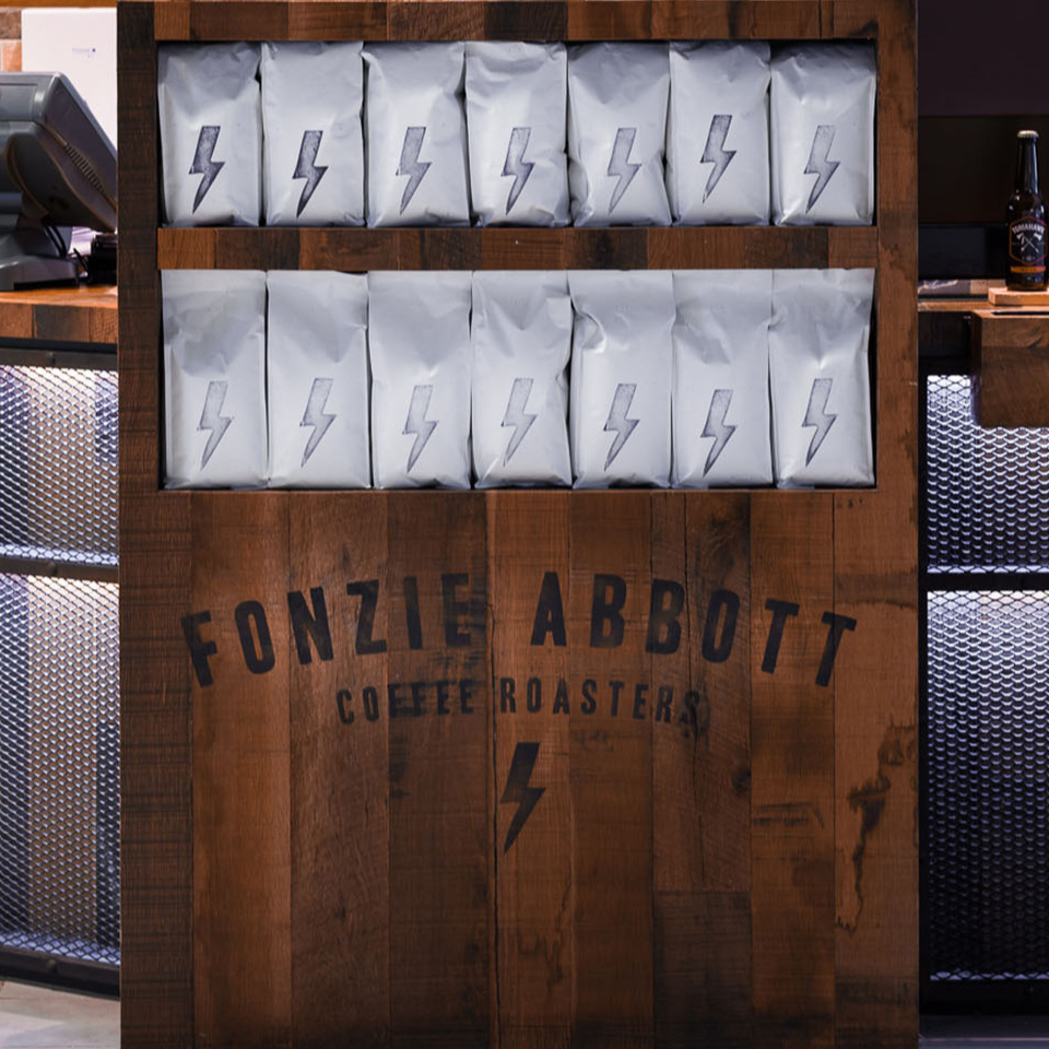 FonzieAbbottLogoAndPackaging