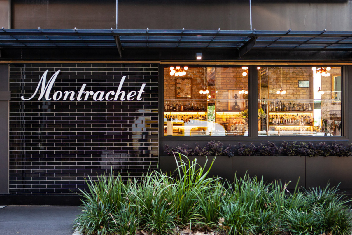 Montrachet+Entrance