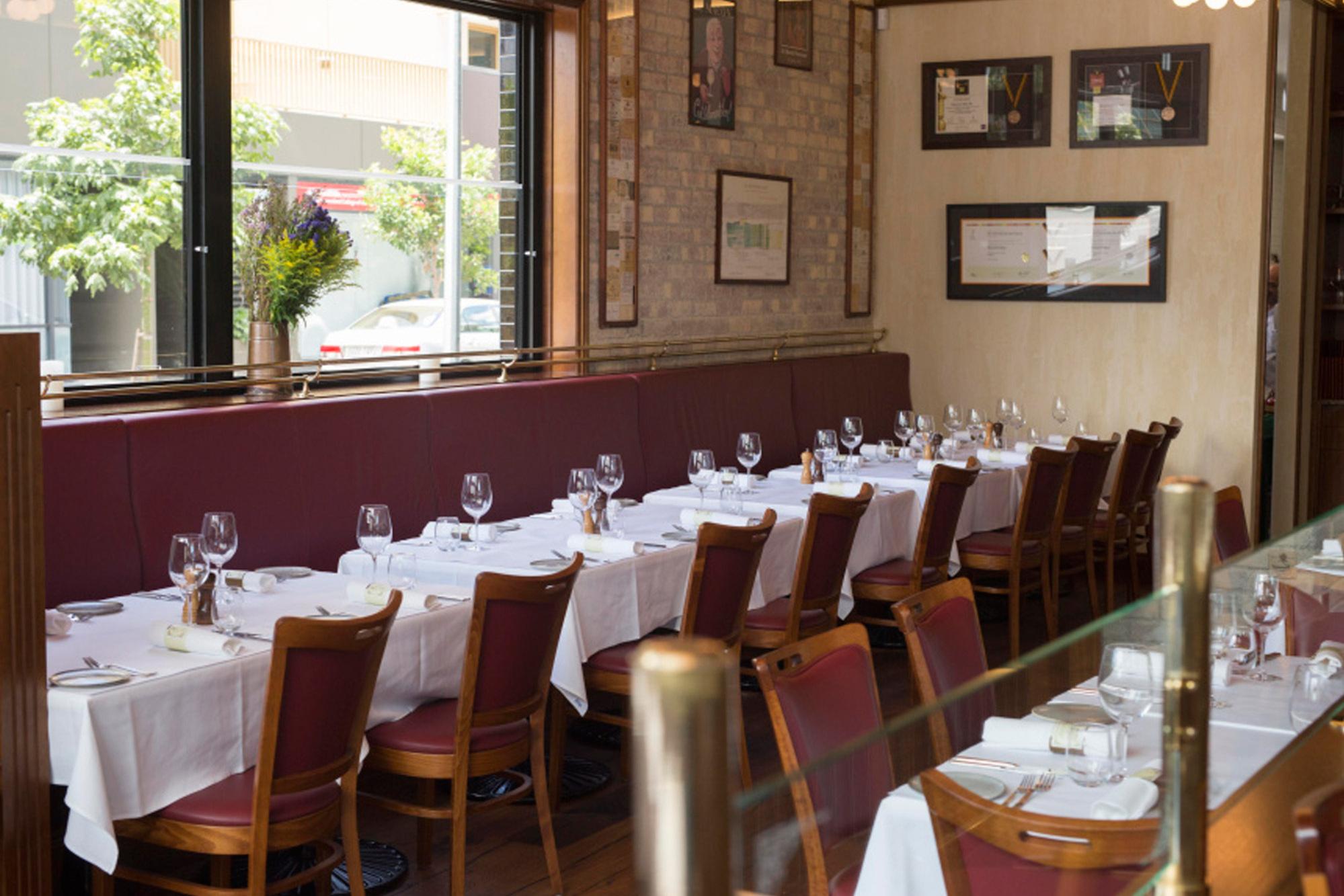 Montrachet+Dining