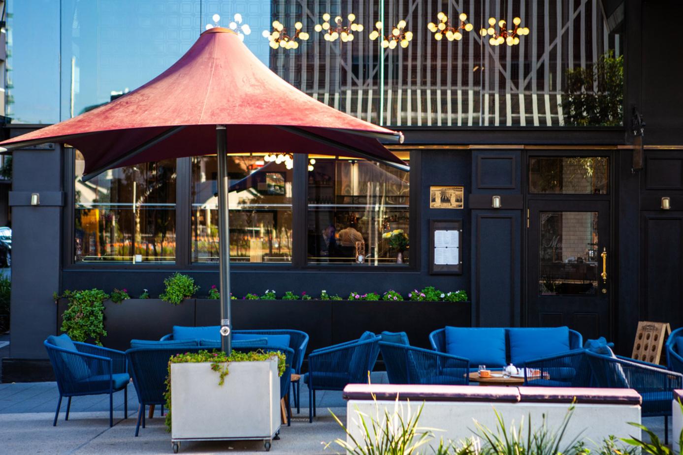 Montrachet Outdoor Dining