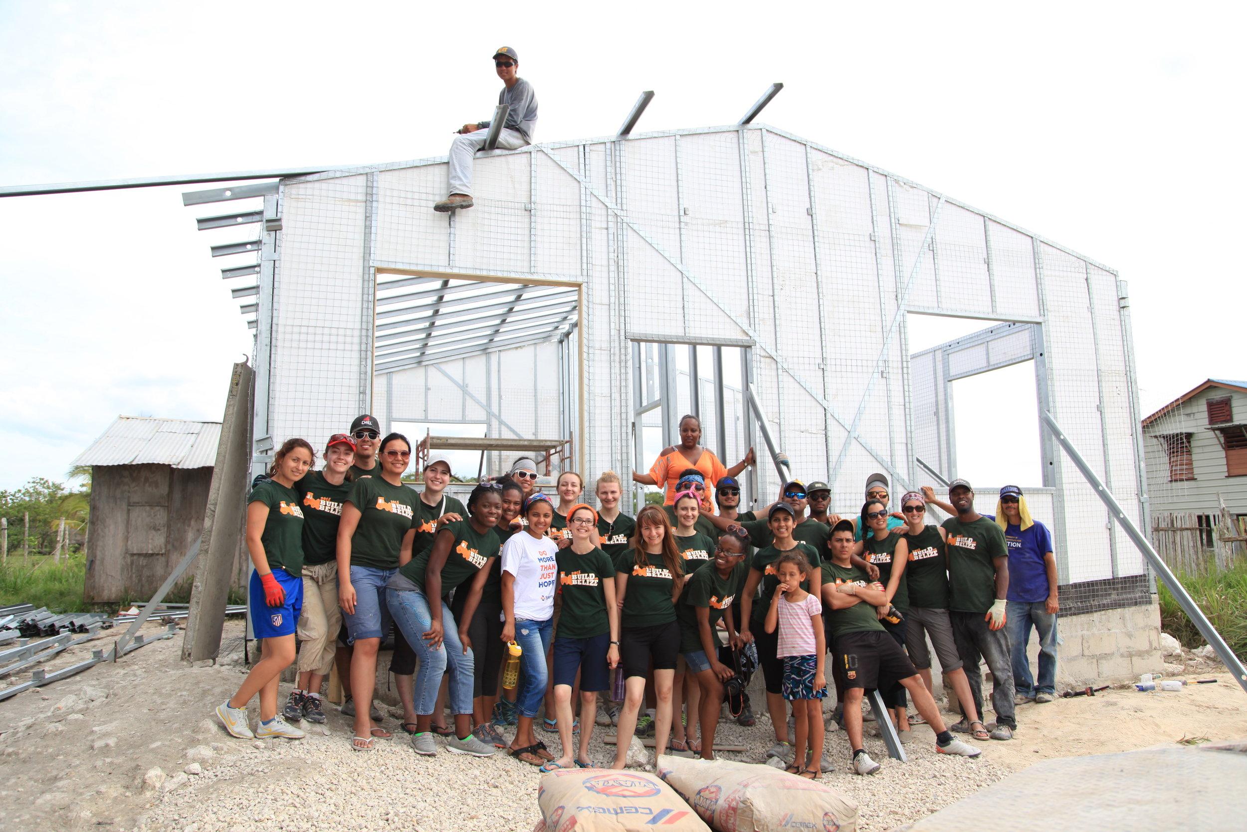 Build for Belize