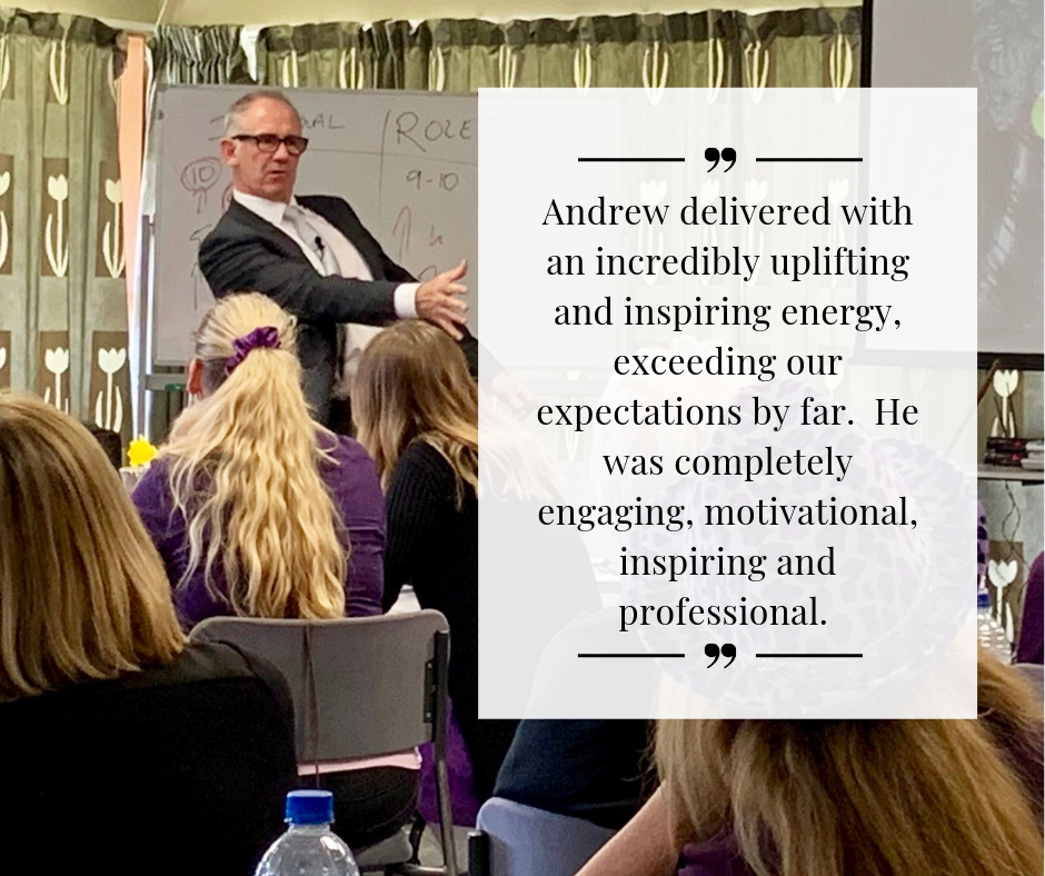 Andrew delivered with an incredibly uplifting and inspiring energy, exceeding our expectations by far. He was completely engaging, motivational, inspiring and professional..png