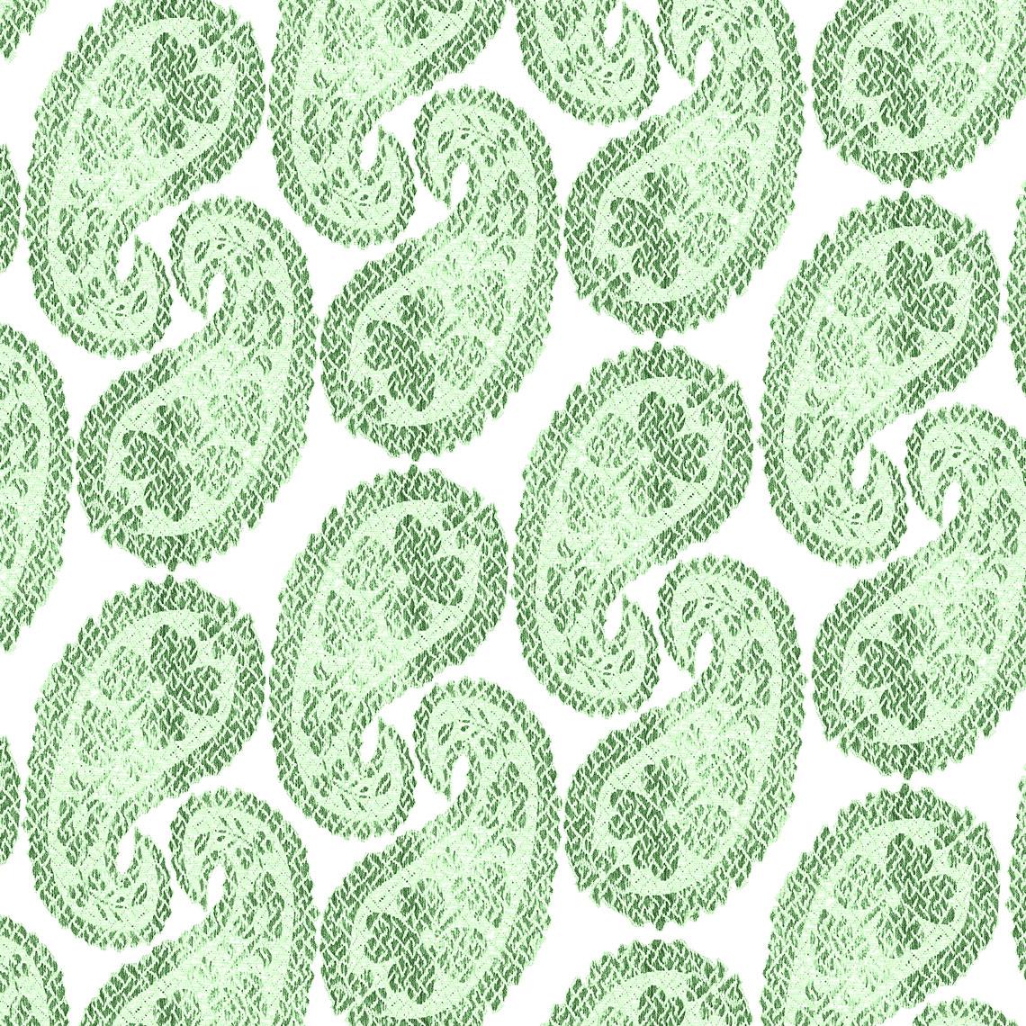 WORN PAISLEY coriander & lime -