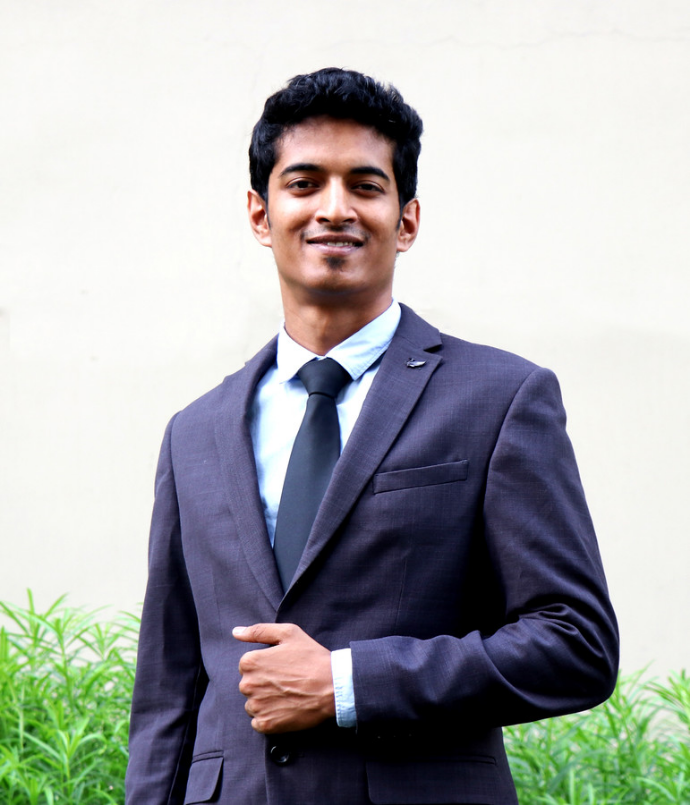 Hi there, I'm Anup! - A storyteller by heart and a digital strategist by day.