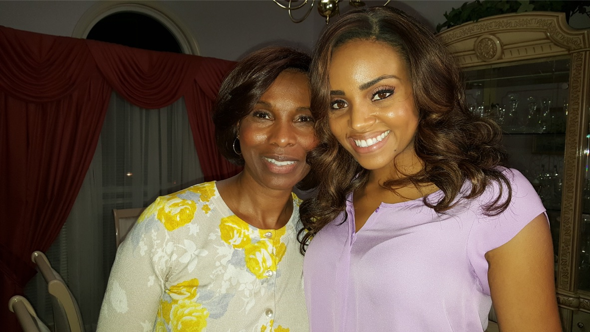I played the gorgeous Meagan Tandy 'Allisons mom' on  Survivor's Remorse