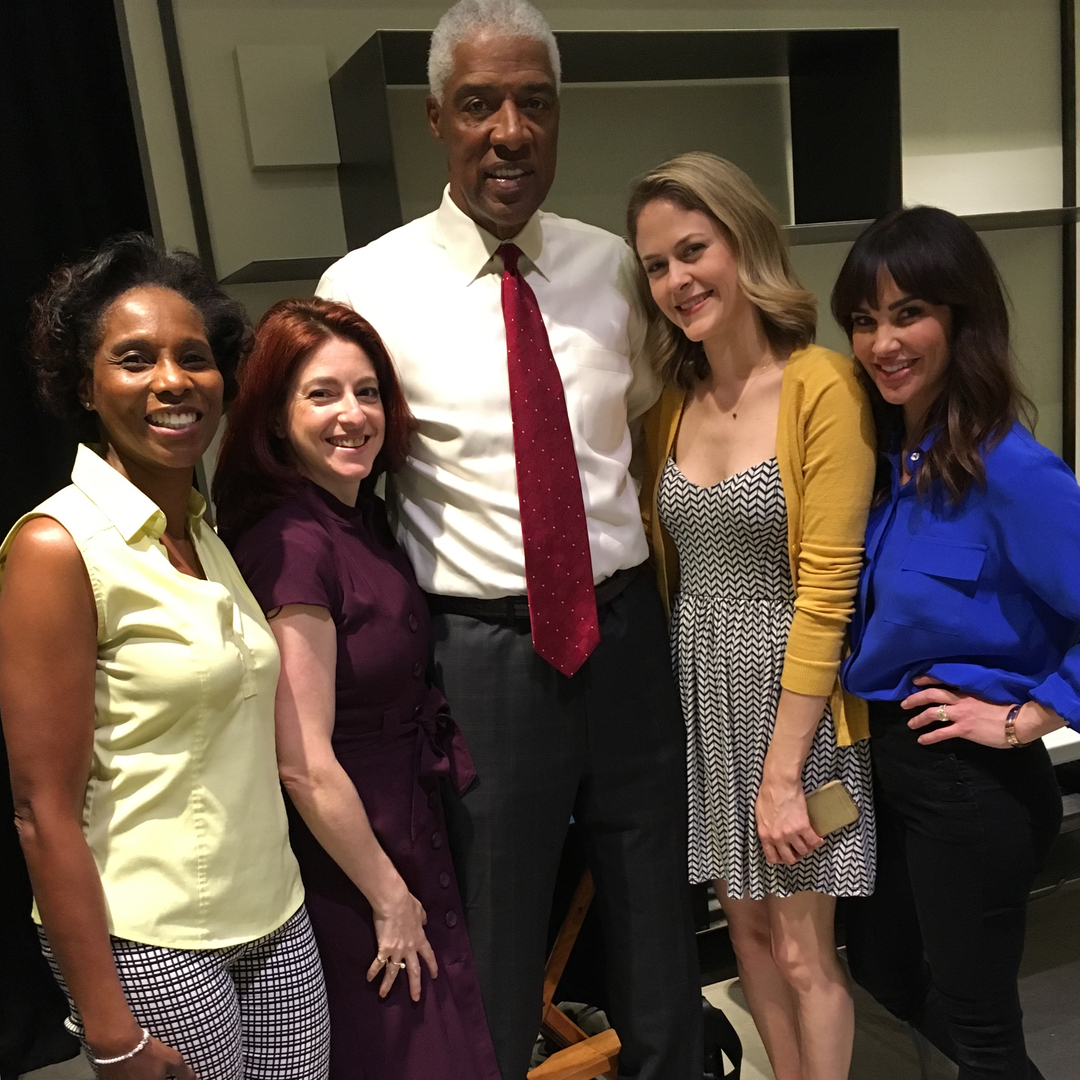 Commercial set with Dr. J. 2017