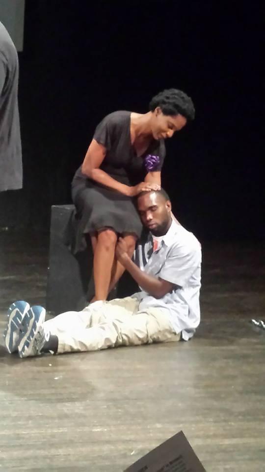 Paris Crayton III play  Broken