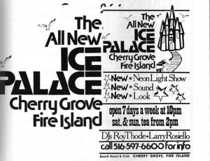 Ice Palace Poster