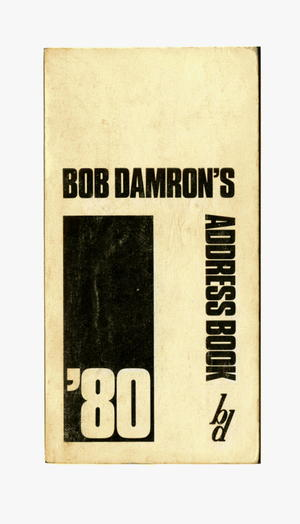 Bob Damron's Address Book (1980)