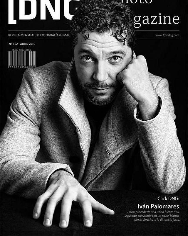 Gracias a @ppcastro y a DNG Magazine por esta estupenda foto y portada y a @transversalcomunicacion por ponernos en contacto!  #thespanishcomposer #photoshoot #composerlife #compositor #directordeorquesta