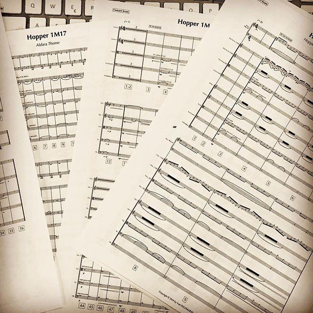Recording Strings time! #ronhoppersmisfortune  #fourformusic #featurefilm #vinniejones #jaimefalero