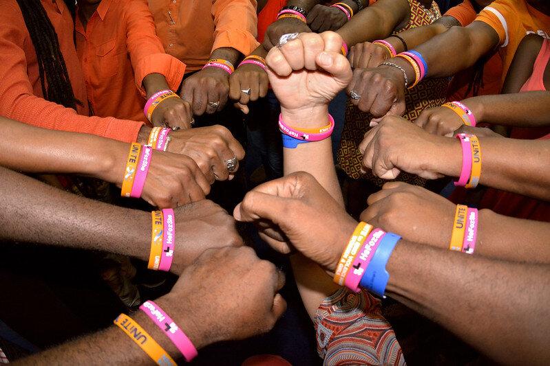 Hari Oranye 2019 - Wanita PBB Prancis
