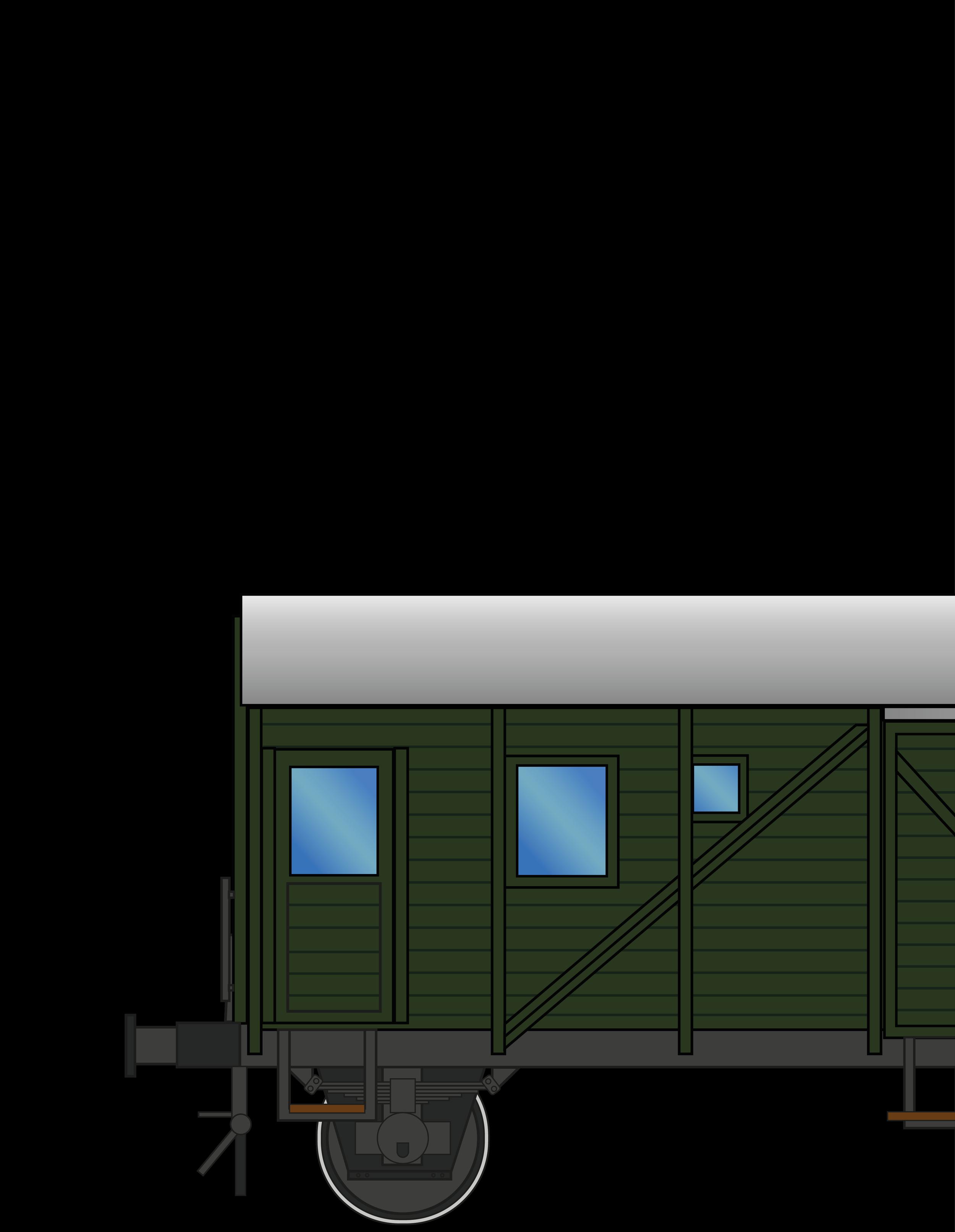 Pwgs 44 - Güterzugbegleitwagen