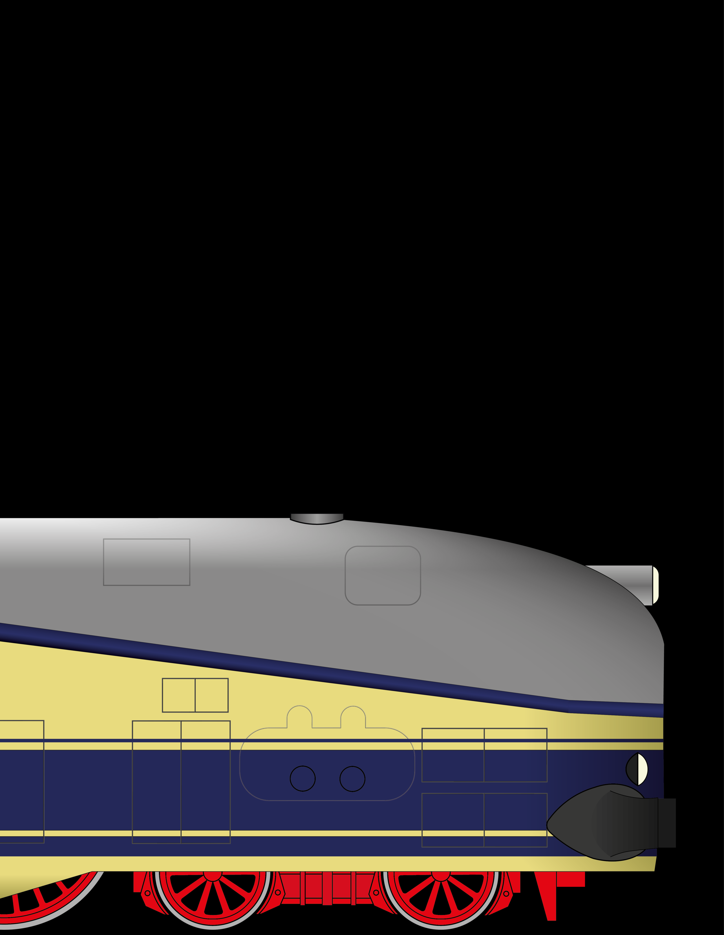BR 61 - Deutschlands größte Tenderlokomotive