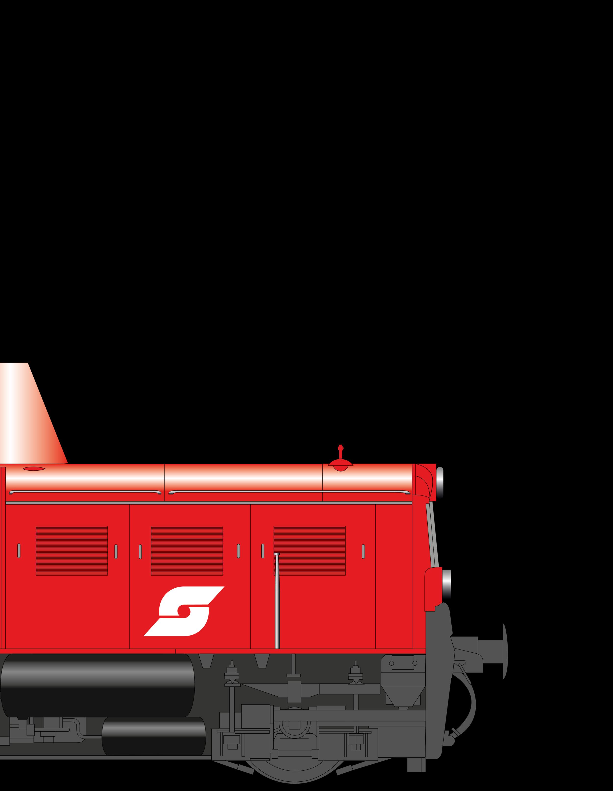Reihe 2060 - Verschub-Diesellokomotive