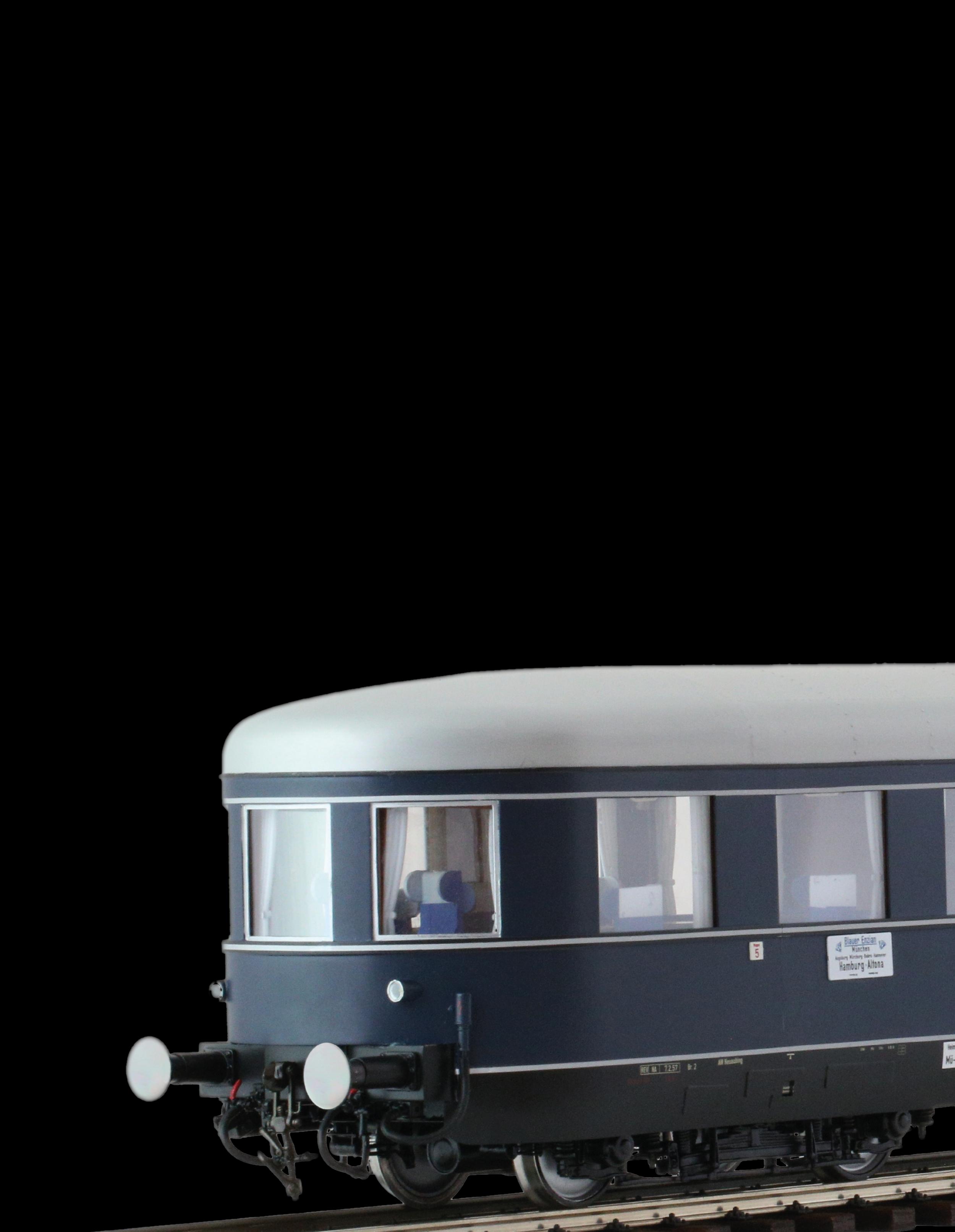 Henschel-Wegmann-Zug -