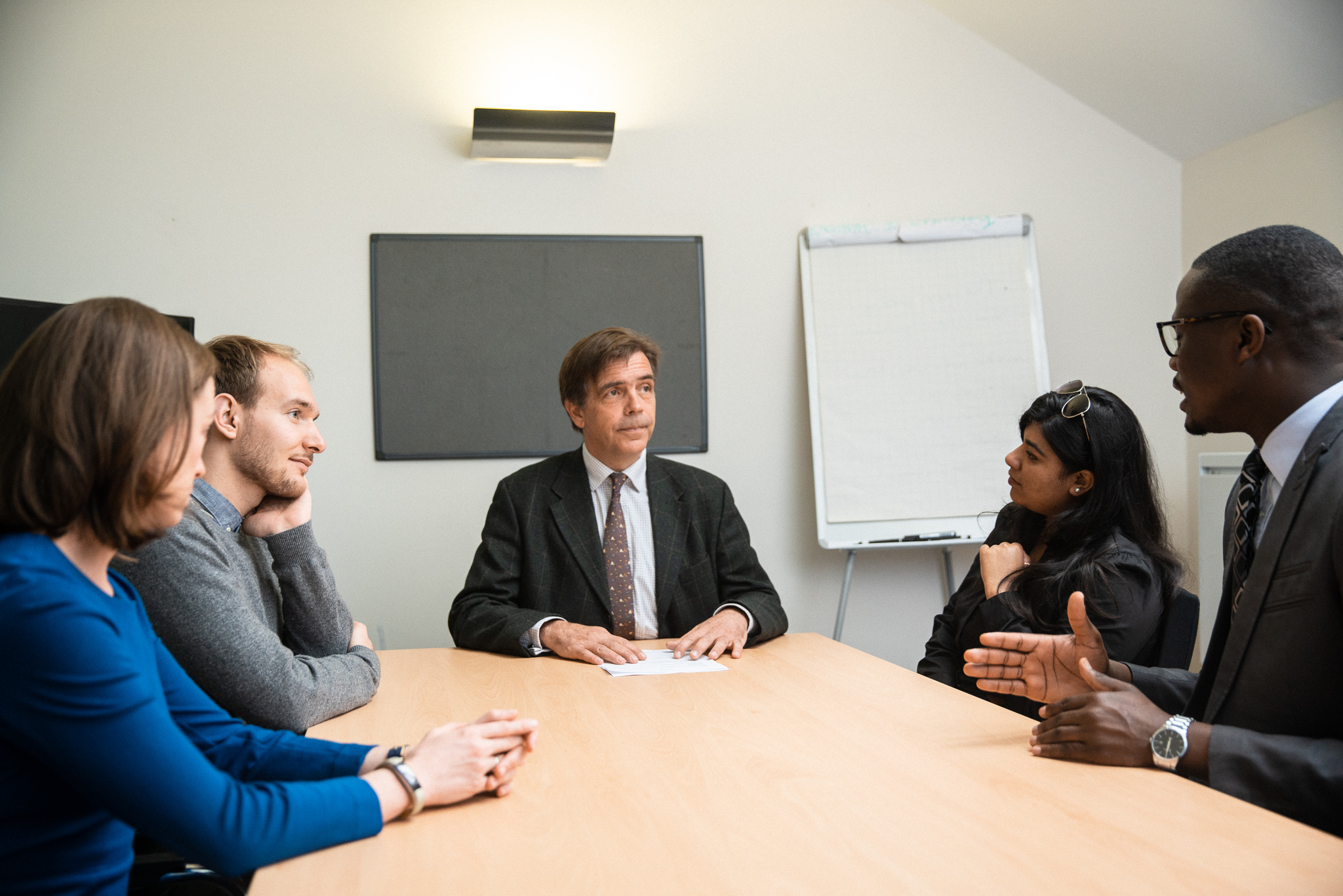 step 1 - reach out to one entity or organisation who might be entangled in a commercial problem and listen to them. If mediation seems to be the right solution, start a joint thinking of how to approach the other party