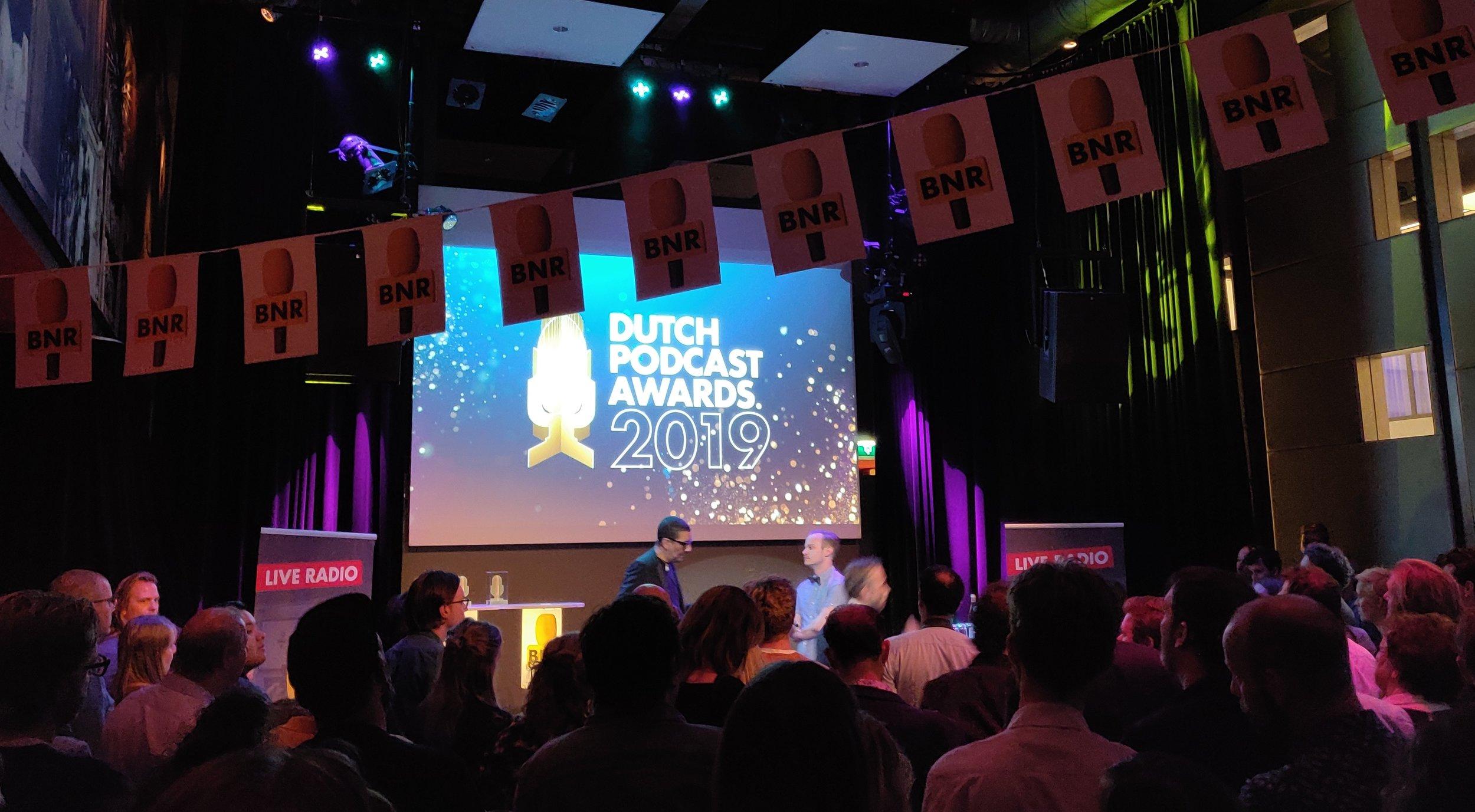 Dutch podcast awards winnaars - Beluister hier de 10 winnaars