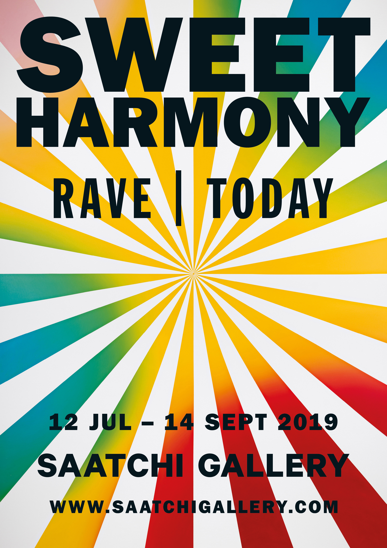 Sweet-Harmony-Saatchi-Gallery-Rave-Today-Poster-Pavement-Licker.jpg
