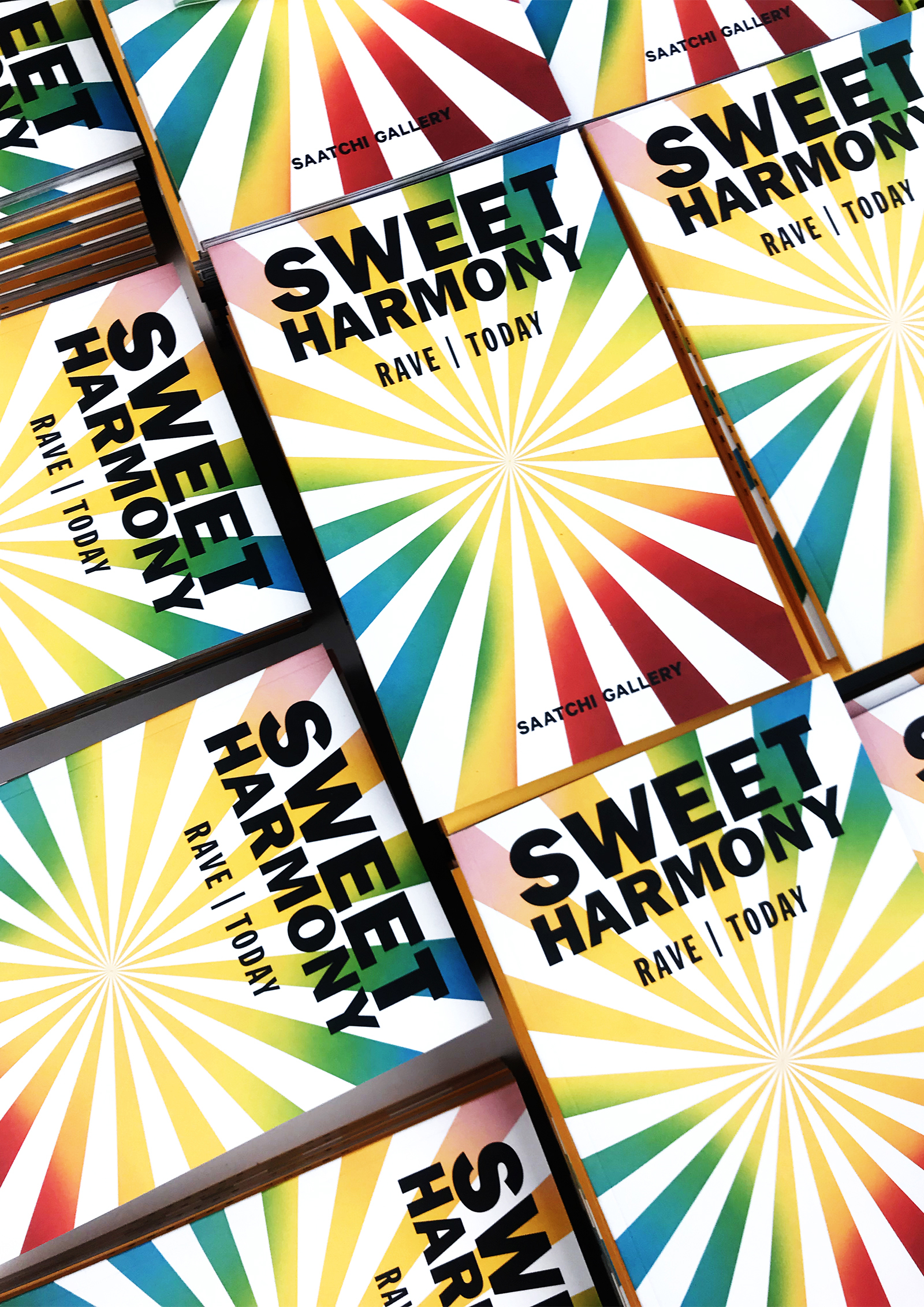 Sweet-Harmony-Saatchi-Gallery-Rave-Today-Book-Shop-Pavement-Licker.jpg