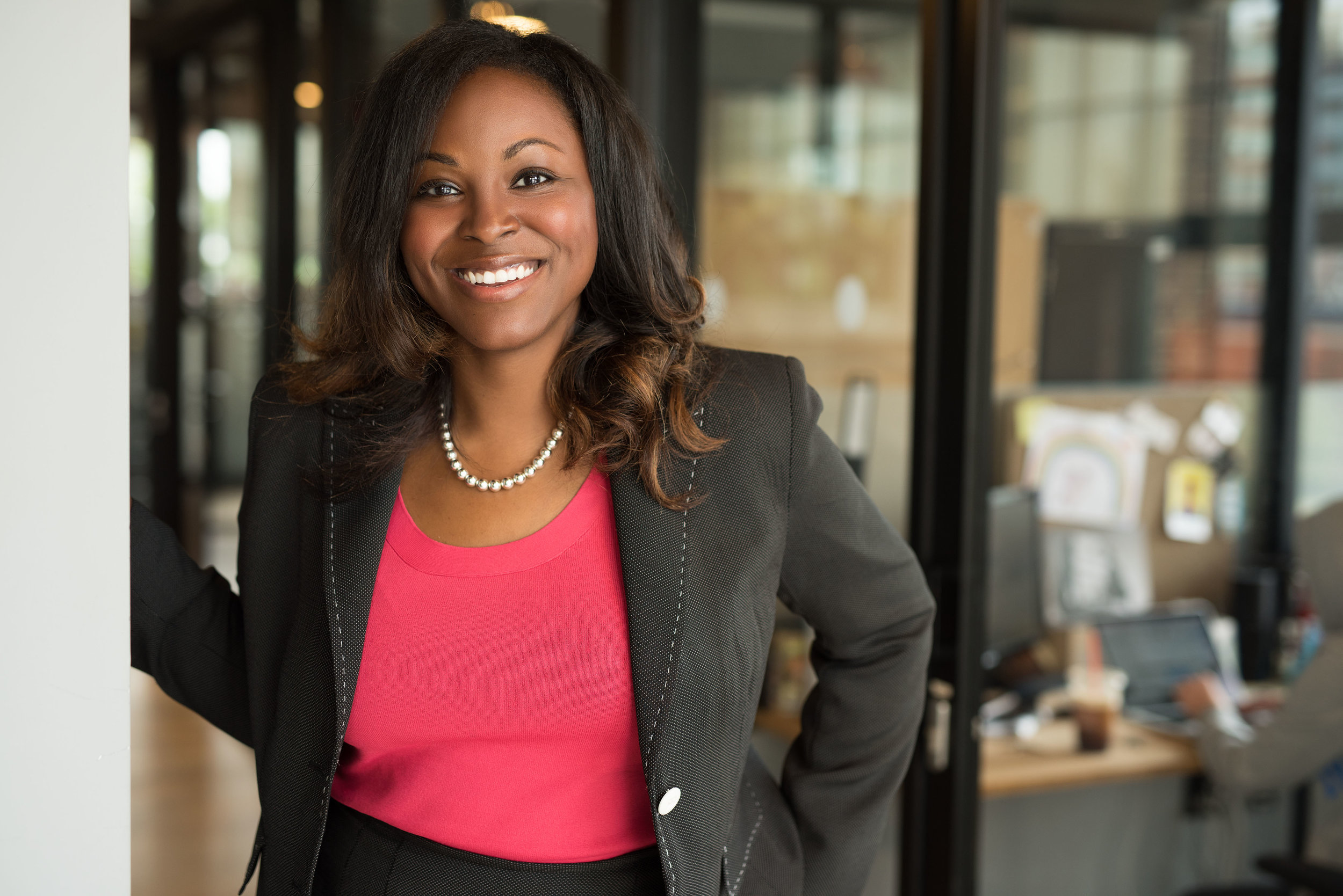 Jessica Childress, after being an Associate at a global law firm, Jessica decided to pursue her passion of writing. She is Author of the Juris Prudence book series and Founder & Managing Attorney of The Childress Firm PLLC.
