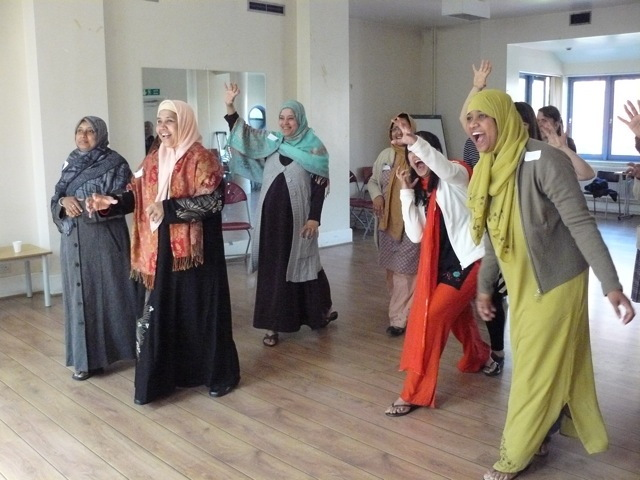 Drama Project for local women