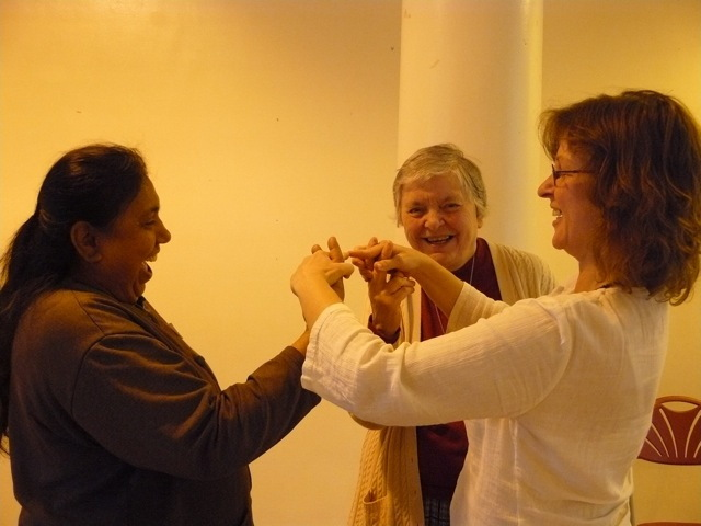 Women's drama workshop