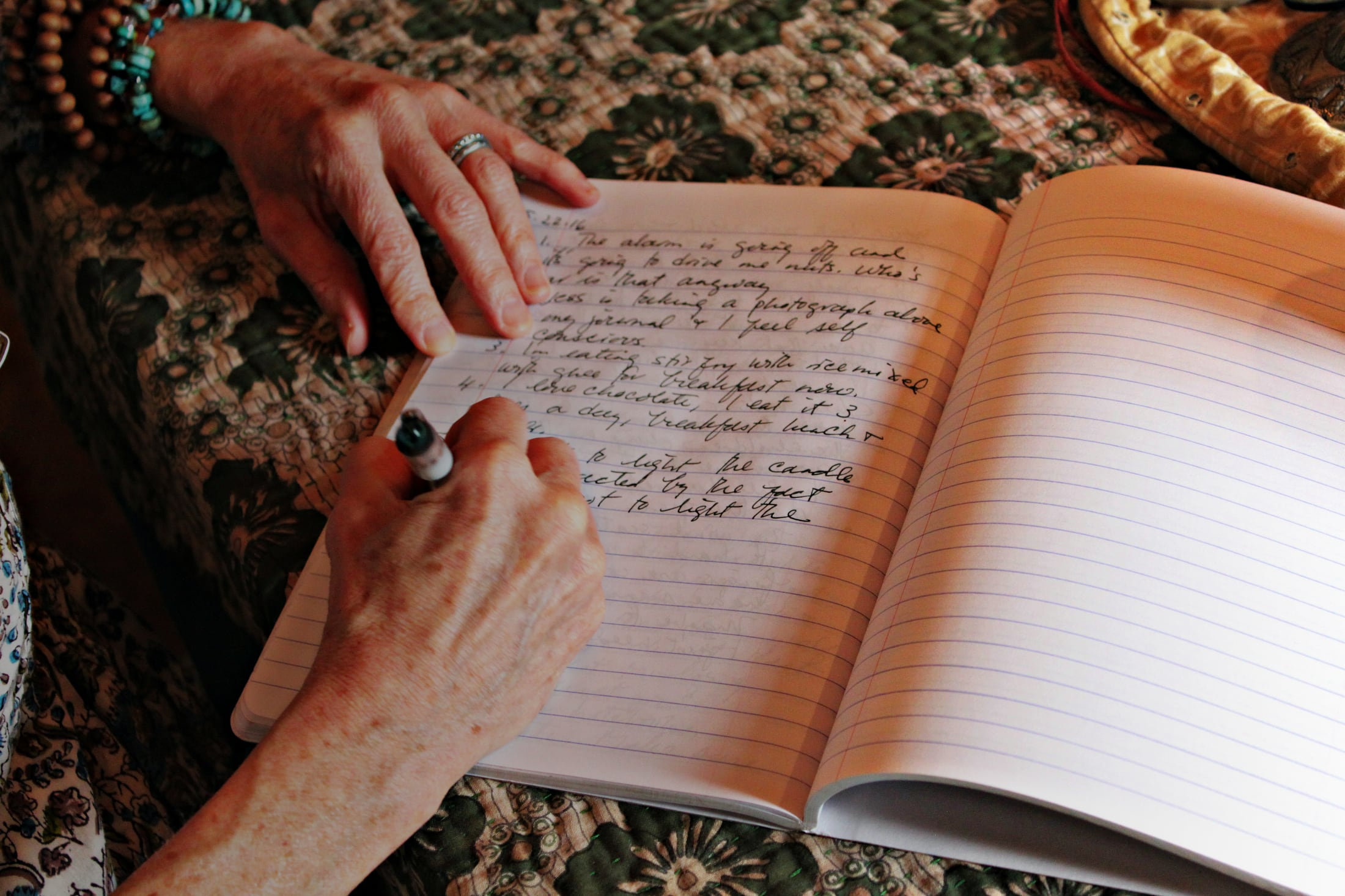 Let's Write Together - New workshops coming up soon