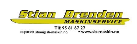 Stian Brenden Maskinservice