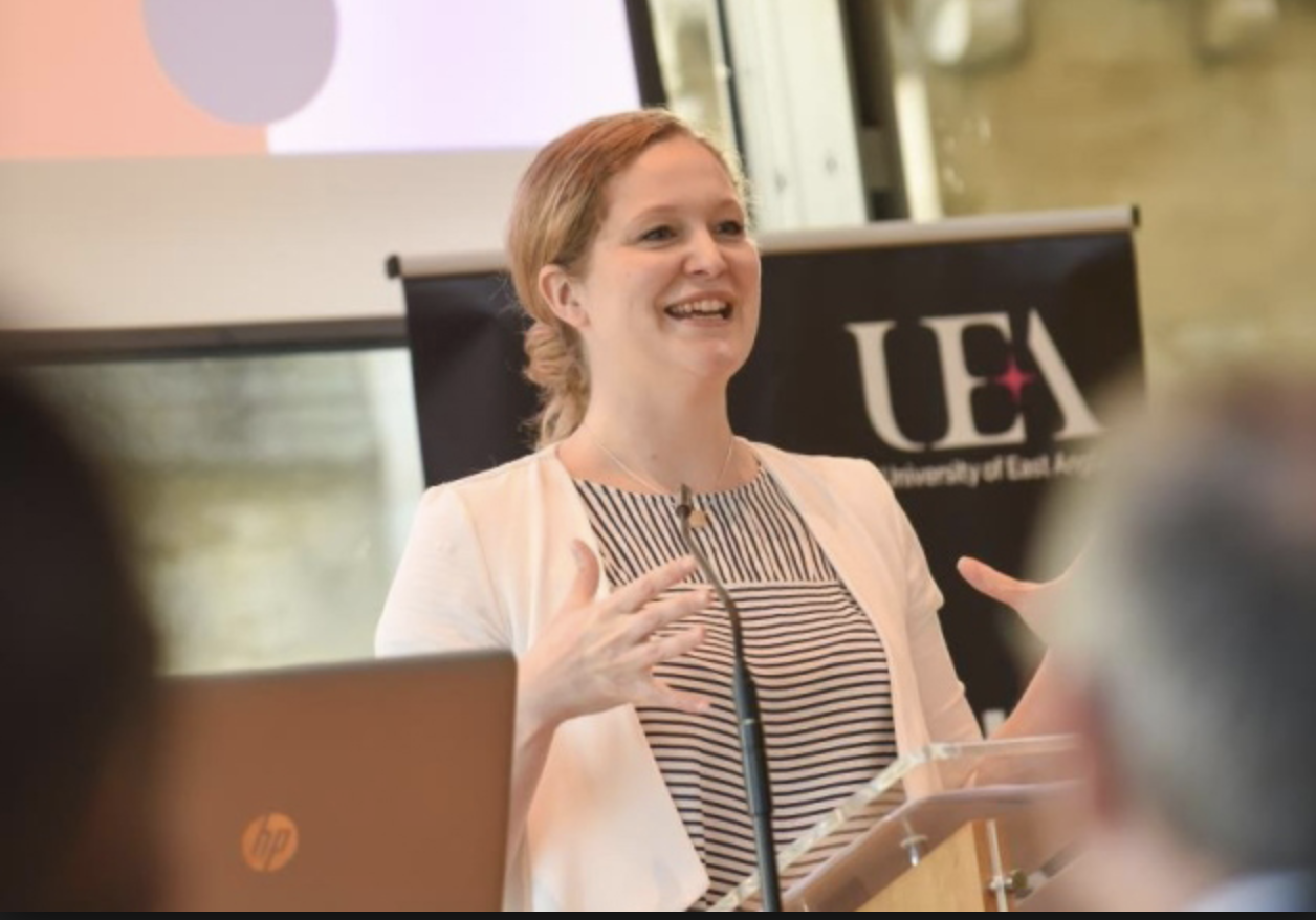 Top 5 ingredients for successful entrepreneurship - By Rebecca Lewis-Smith, Co-founder of Fountain