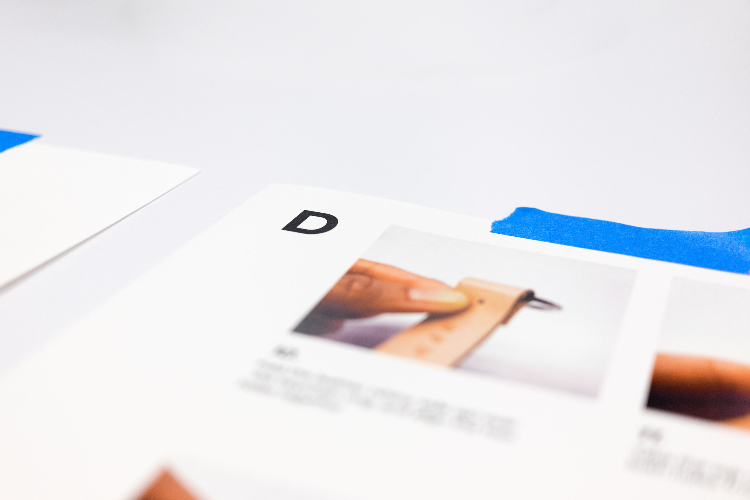 Graphic Design - Our design philosophy is rooted in communicating with clarity and purpose. Whether for print, digital or environments, our designs are bespoke for each touchpoint and channel of choice.