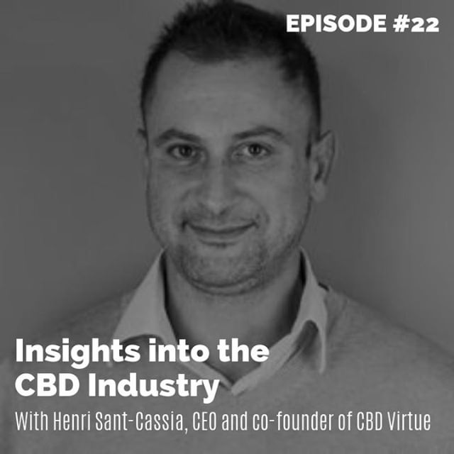 We're back from our summer holiday with an incredibly informative podcast with Henri Sant-Cassia, CEO and co-founder of @CBDVirtue, together we speak about the future of the CBD market and its opportunities for growth within Europe and Asia.⠀ ⠀ LISTEN NOW: http://bit.ly/2YsZdhq⠀ ⠀  If you'd like to find out more about @CBDVirtue and for resources mentioned within the episode, click through to our show notes here: http://bit.ly/2YBZBtX⠀ ⠀ ⠀ You can also: ⠀ → Listen to the episode on our website here http://bit.ly/2Wc9aiW, or catch the show on iTunes https://apple.co/2WdmPq7, or Spotify https://spoti.fi/2WePyuG.⠀ → Follow us on Twitter https://buff.ly/2YFLv7T⠀ → Follow us on Instagram https://buff.ly/2FMqOzB⠀ → Like us on Facebook https://buff.ly/2GElGxR⠀ ⠀ #cannabispodcast #medicalcannabis #cannabisscience #cannabisresearch #cannabis #CBD #cbdoil #cbdbusiness #CBDUK #hemp #cannabiscures #cannabissociety #cannabisindustry #cannabiseducation #cannabisconversation #cannabisnews #CBD #THC #medicine #podcast #drugreform #drugpolicy #drugspolicy #advocacy #policy #reform #CBDAsia #CBDHongKong #CBDMalta #CBDVirtue