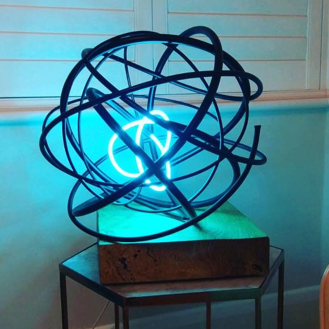 Neon Orb I