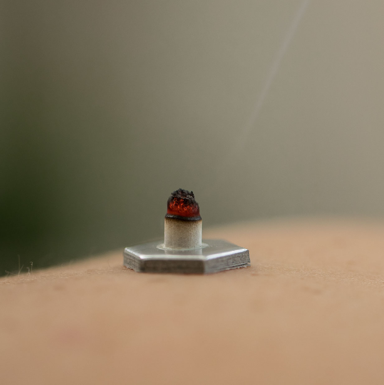 Moxibustion - Moxibustion is a treatment using an herb called mugwort (Ai Ye). It helps relieve muscle tension and promote circulation. It can also help boost immunity and help treat infertility.