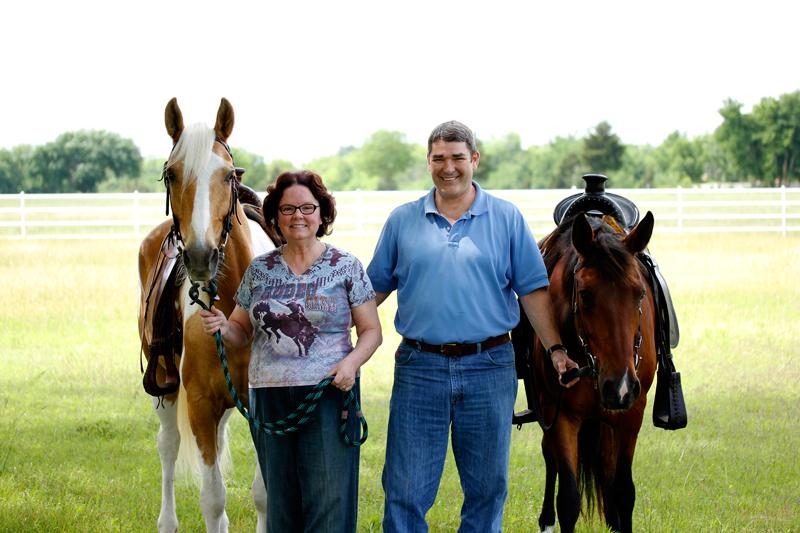 Larry & Donna Lees