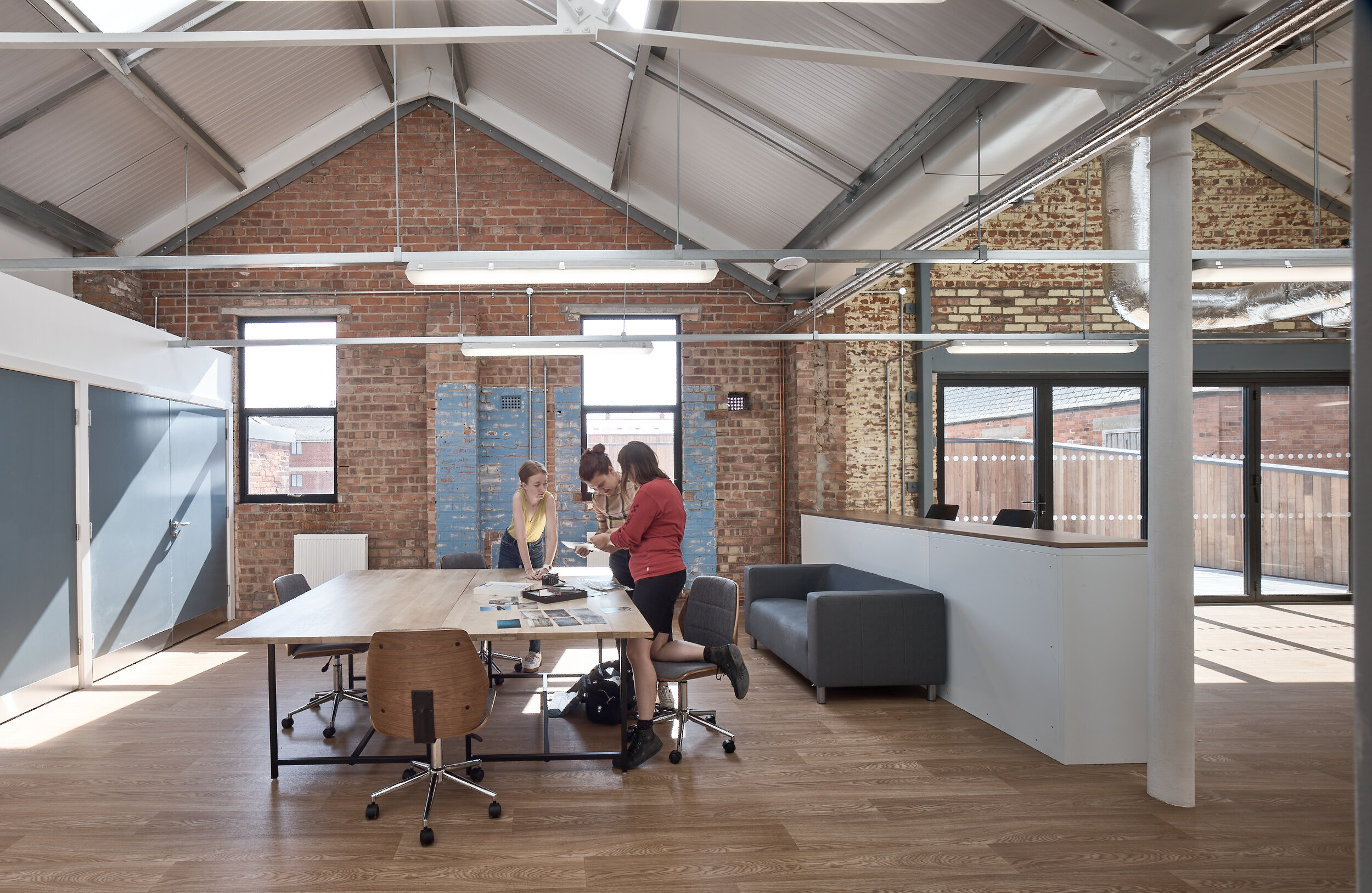 membership - Independence without isolation. Our membership is aimed towards creatives, artists and designers who want a creative workspace but don't necessarily need your own studio space.