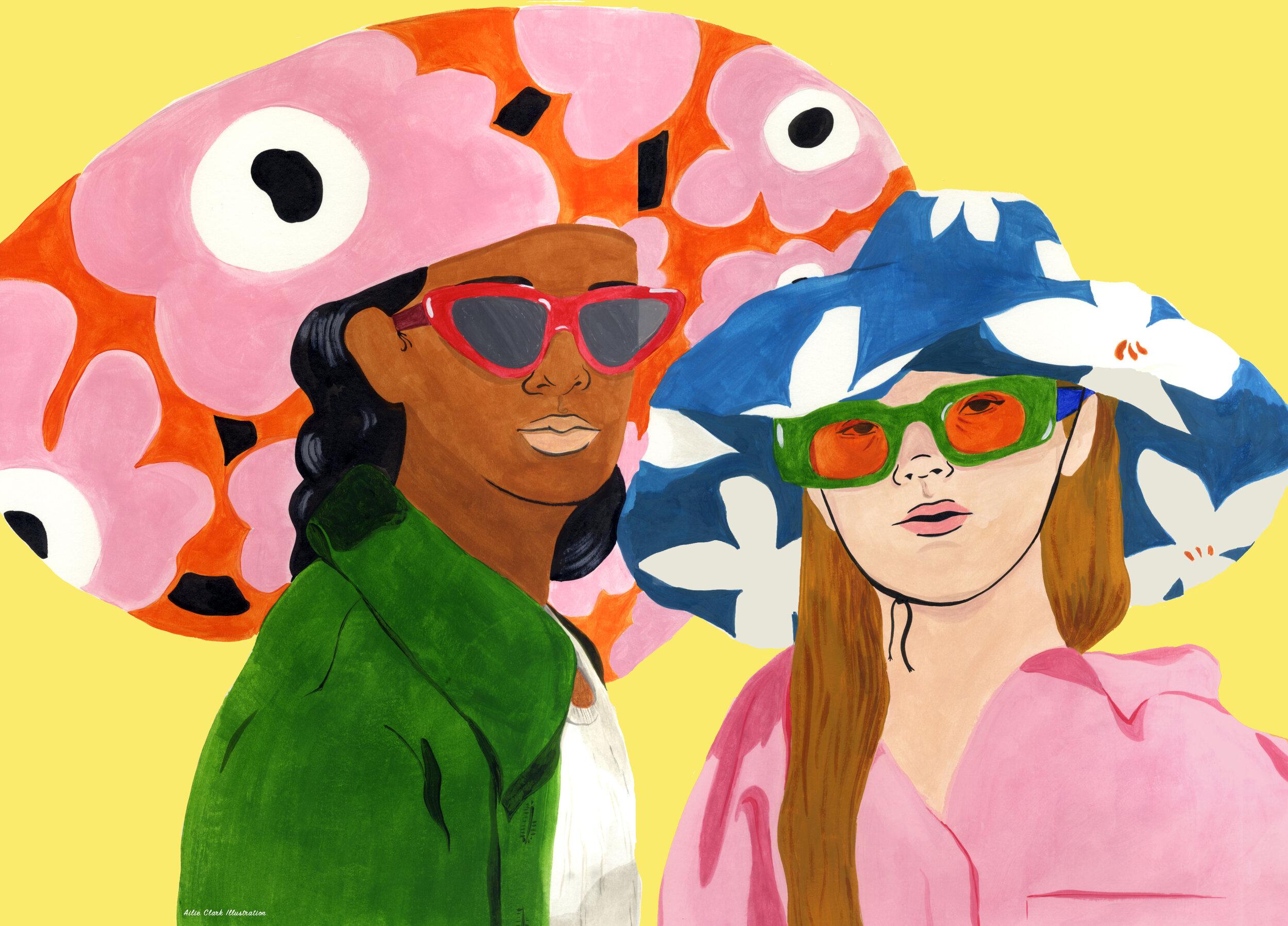Ailie Clark summer girls.jpg