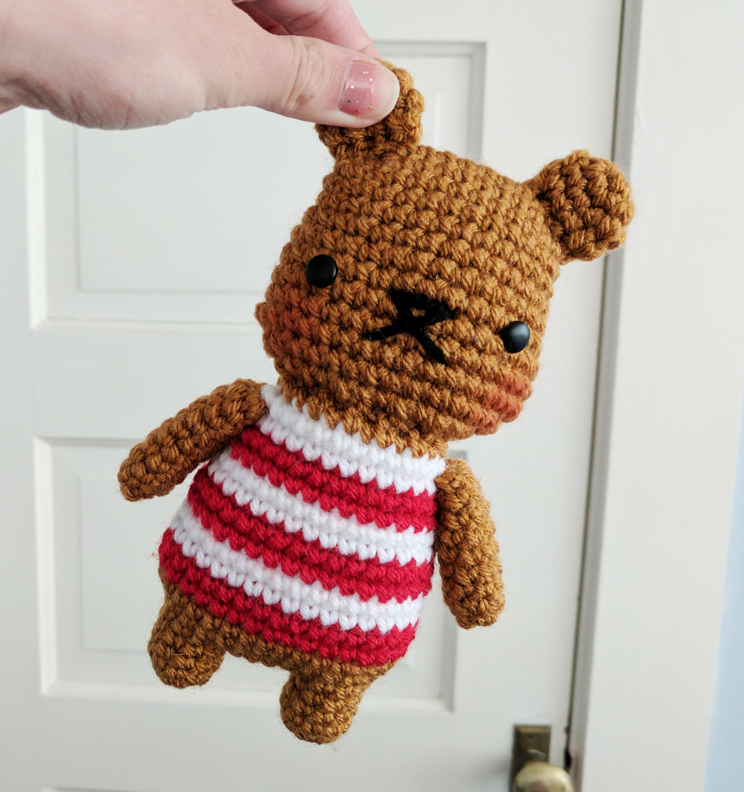 How to... Make Perfect Stripes | Crochet doll pattern, Crochet ... | 1064x1000