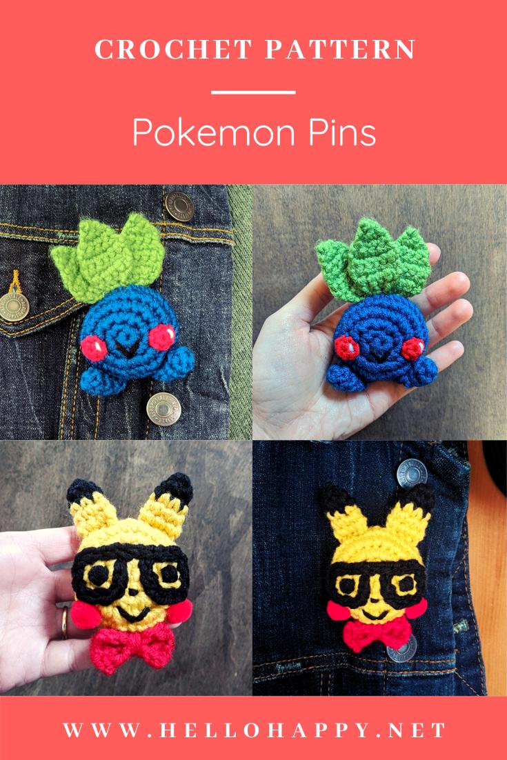 Crochet pokemon | Etsy | 1102x735