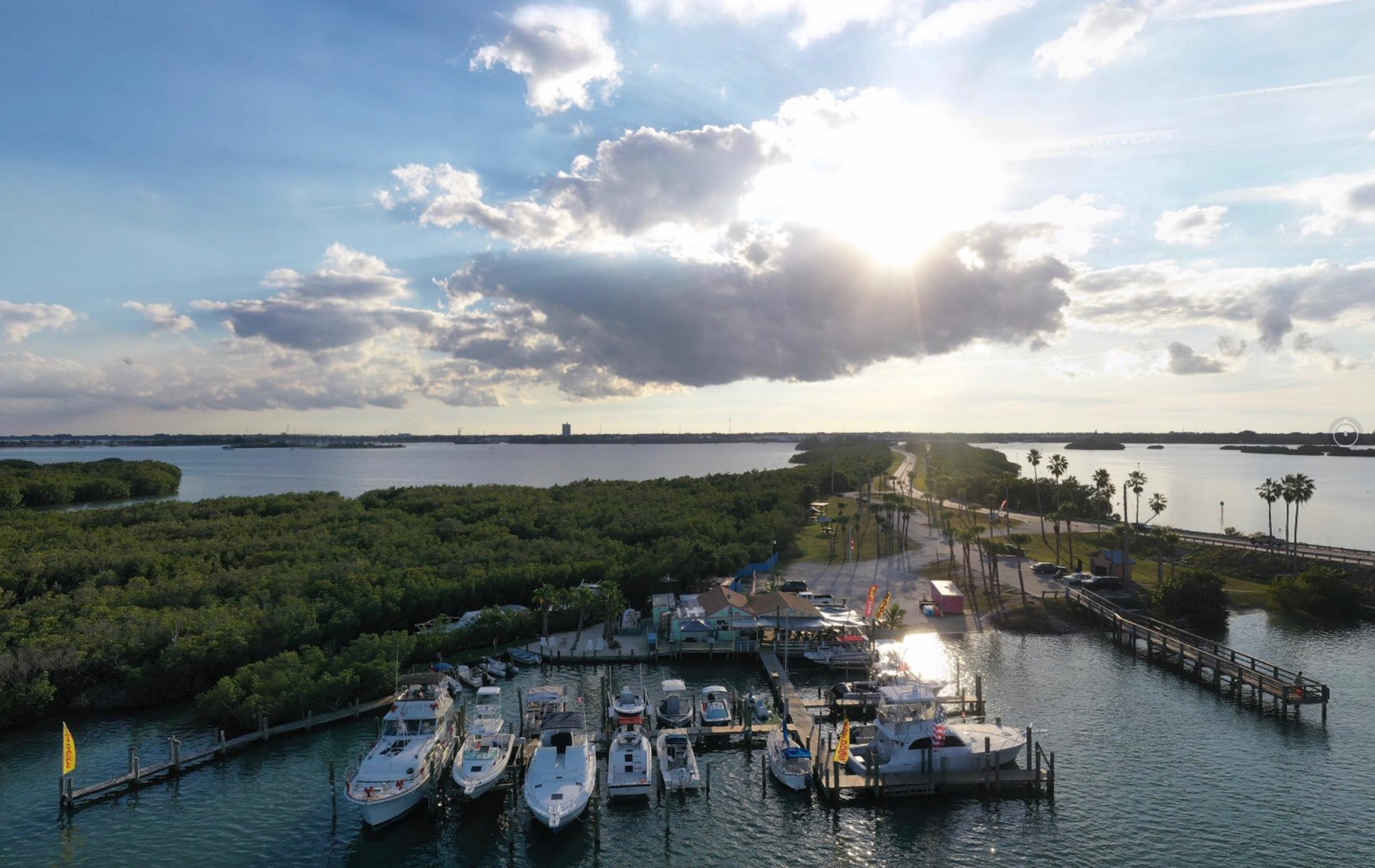 Ft Pierce waterfront dining and fishing .jpg