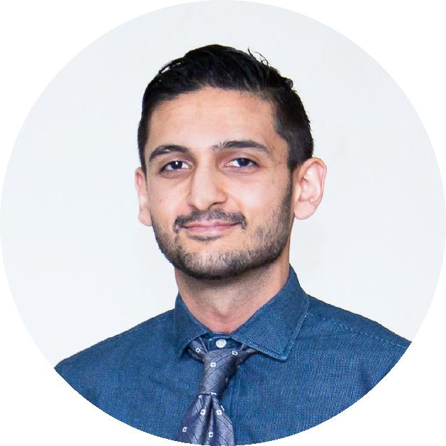 Ahsan Iftikhar, MD • Resident