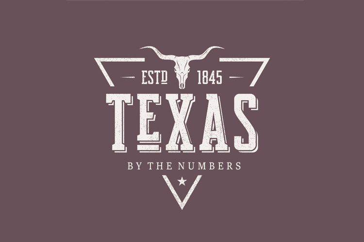 Texas By the Numbers