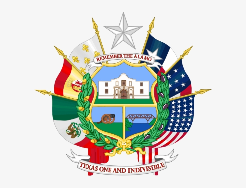 The Six Flags of Texas, Reverse of the Great Seal of Texas